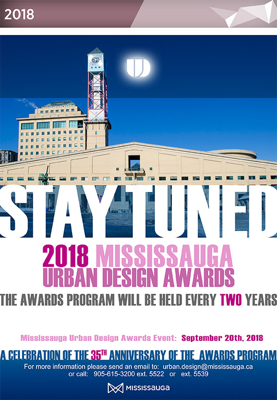 Urban Design Awards 2018