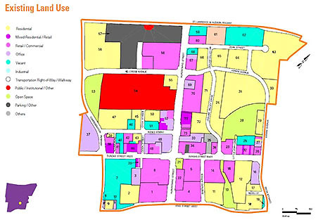 Mississauga Zoning Map Mississauga.ca   Residents   Vision Cooksville
